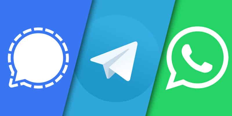 WhatsApp users switch in to Signal